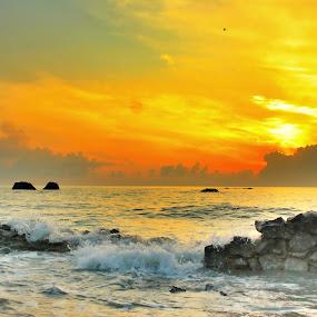 morning by Gie Nations - Landscapes Sunsets & Sunrises
