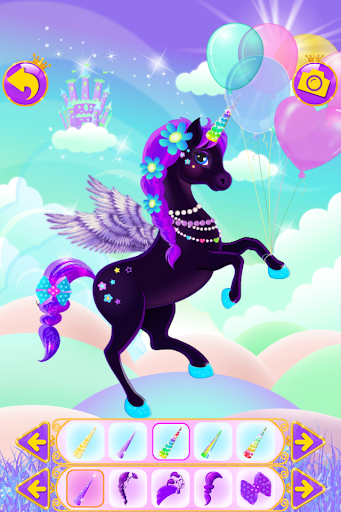 Unicorn Dress Up - Girls Games  {cheat|hack|gameplay|apk mod|resources generator} 3