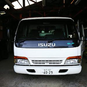 エルフトラック 積載車 極東フラトップのカスタム事例画像 ホイールカスタムファクトリーKz  金沢市さんの2021年01月16日00:13の投稿