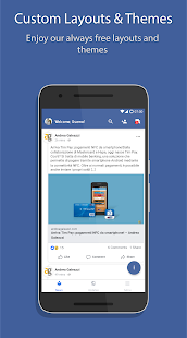 Phoenix - Facebook & Messenger Screenshot