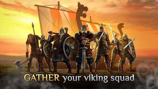 I, Viking MOD APK v1.18.7.49828 (Mod,No recharge skills) 4