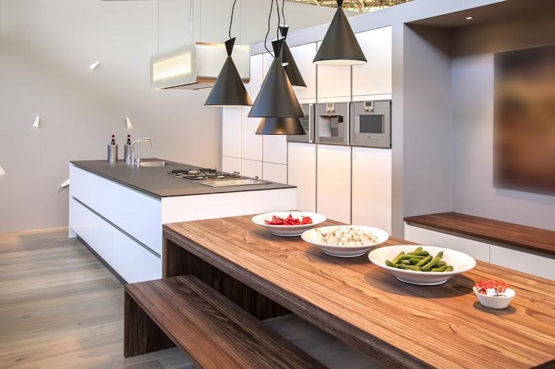 Meble drewniane w kuchni