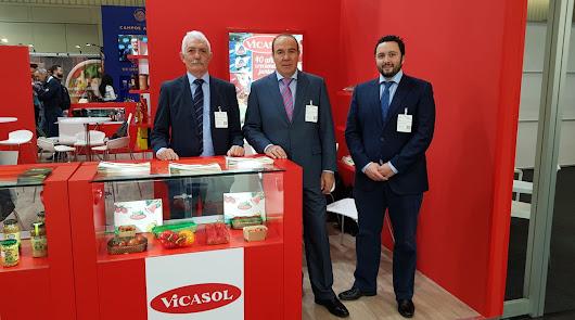 Vicasol presenta en Biofach el nuevo packaging libre de plásticos