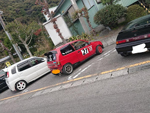 Keiワークス  HN22S 前期4WD  弐号機のカスタム事例画像 りょたっち@Tiny Racingさんの2019年02月25日18:01の投稿