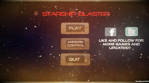 Starship Blaster