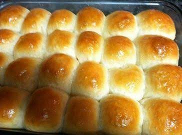Big Poufy Buns Recipe