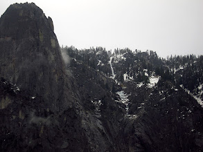 Photo: Looked closer at snowy area there, Day 2. S95 #3542
