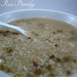 Green Gram Rice Recipes