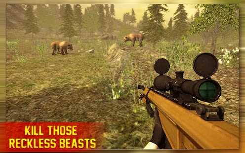 Animal Hunting Sniper 2017- screenshot thumbnail