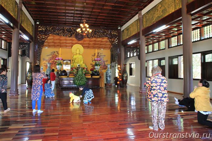 Достопримечательности Далата - Пагода Чук Лам
