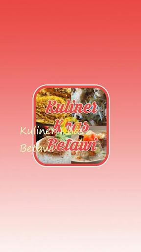 Kuliner Khas Betawi