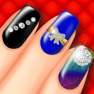 Princess Nail Salon Fashion Nail Art Free Games Online Online