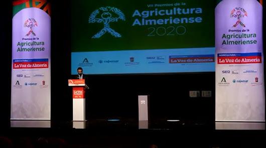 Premios de la Agricultura Almeriense: reconocimiento a un sector clave