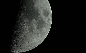 Photo: A simple 2 (18mp) images stacked in Registax tweaked in photoshop.