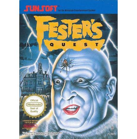 Festers Quest