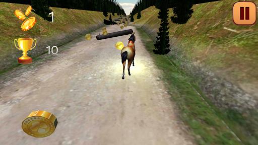 Horse Obstacle Run 3D