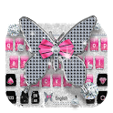 Fancy Pink Diamond Butterfly shining wings skin icon