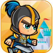 Knight Adventure: The Brave Knight Platform Game!
