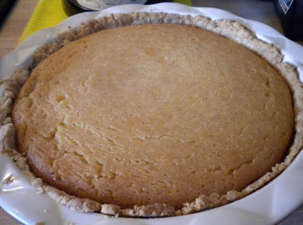 Applesauce Pie Recipe