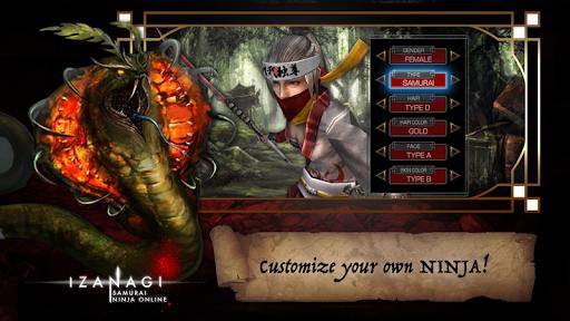 RPG IZANAGI ONLINE MMORPG  screenshots EasyGameCheats.pro 1