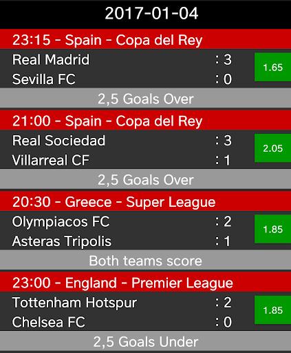 VIP Betting Tips screenshot