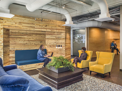 Google's North America Office in Portland, United States.