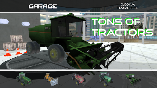 City Tractor Simulator 2016- screenshot thumbnail