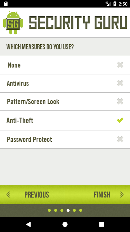 Security Guru v.2- screenshot
