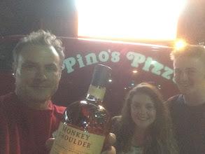 Photo: Monkey Shoulder Whiskey from Scotland. Thanks guys!