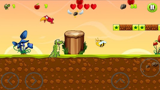 Crocodile Adventure World screenshot 1