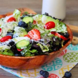 Southern Buttermilk Salad Dressing Recipe