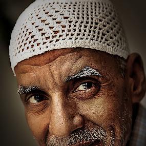 Atif by Leyon Albeza - People Portraits of Men