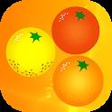 Orange Lovers Live Wallpaper icon