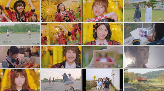 (PV)(1080i) AKB48 – 唇にBe My Baby (M-ON! HD)