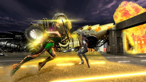 Grand Injustice Superheroes League Fighting Game 1.0.1 de.gamequotes.net 2