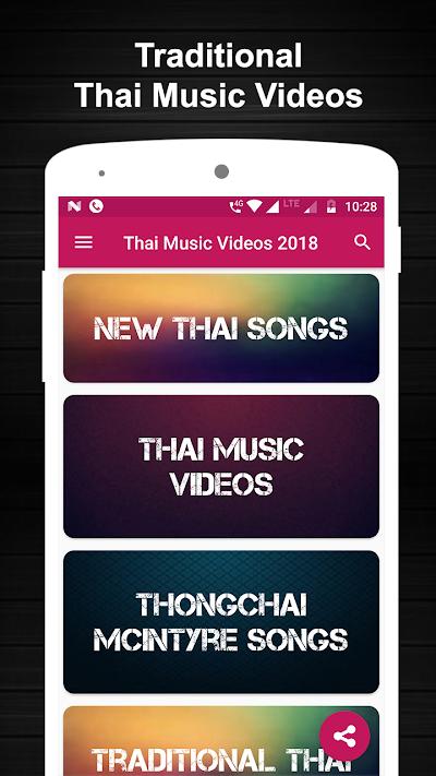 Thai Music & Songs 2018 : Thailand Country Music APK