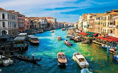 Venice City Tile Puzzle 2
