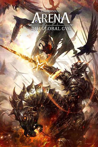 FallenSouls - Dragon Battle screenshot 1