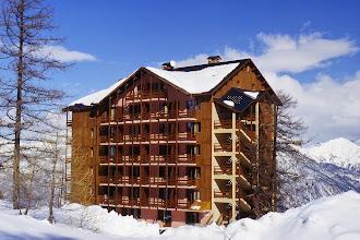 Photo: Résidence Cassiopée en hiver