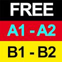 Learn German Free All Levels A1 A2 B1 B2 Beginner icon