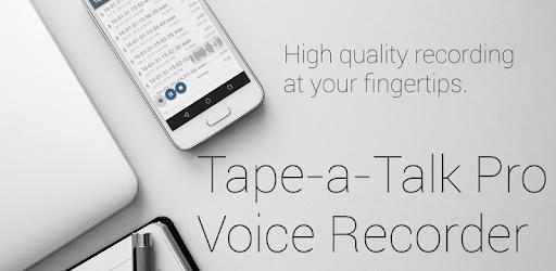 Resultado de imagen de Tape-a-Talk Pro Voice Recorder