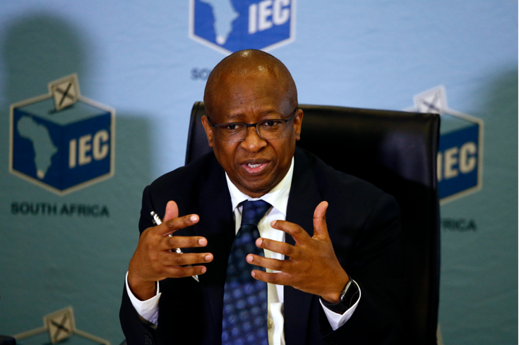'We will never act in a partial manner,' says IEC as it faces scrutiny