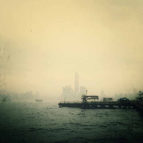 Hong Kong, Harbor View, harbor, harbor, low tech, high tech,  香港, 海港