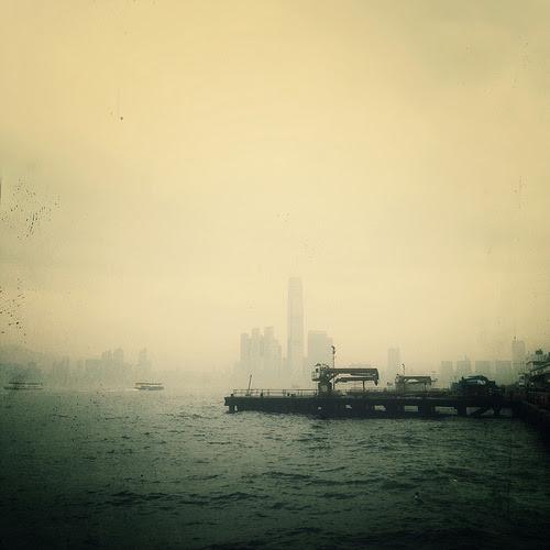 Hong Kong, Harbor View, harbor, harbor, low tech, high tech,  香港, 海港