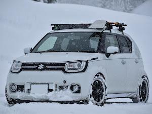 イグニス  MZ 4WDのカスタム事例画像 ぴろさんの2021年01月10日19:18の投稿