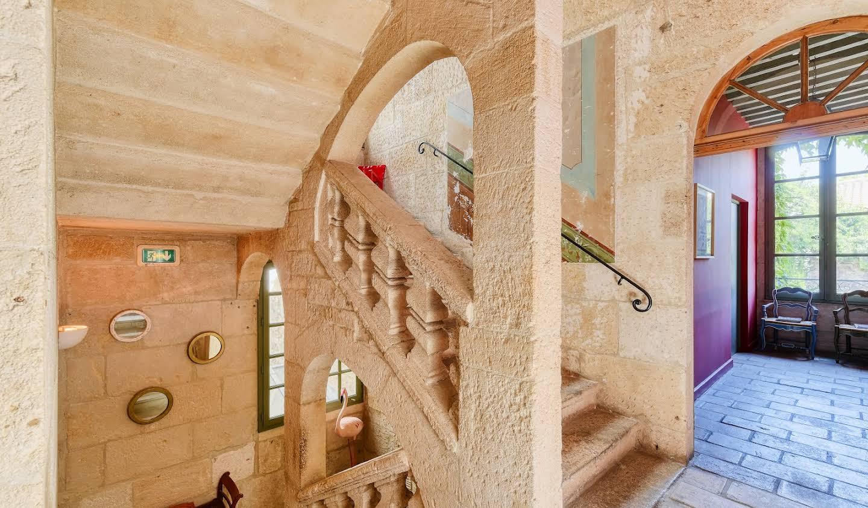 Hôtel avec jardin Aigues-Mortes
