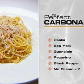 The Perfect… Carbonara.