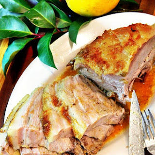 Easy And Delicious Way To Make A Roasted Pork Leg