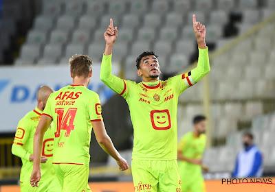 Igor De Camargo schenkt zichzelf en KV Mechelen een zeer mooi cadeau in zijn 600ste wedstrijd