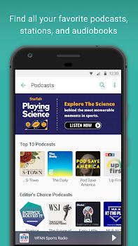 TuneIn Radio - Music, Podcasts and Audiobooks